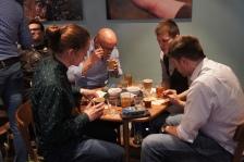 The jury - Paul Bonna, André Strittmater, Philipp Meier and Roger Wittwer