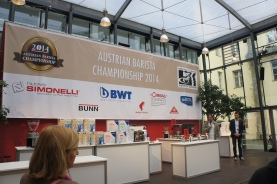 Austrian Barista Championship 2014