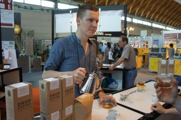 Drop Coffee with Erik Rosendahl