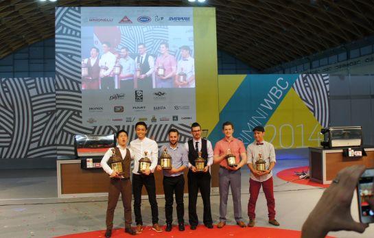 WBC 2014 Awards