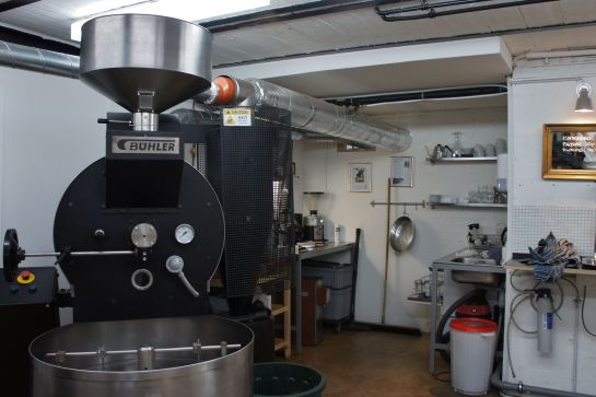 Black&Blaze Coffee Roasting Company