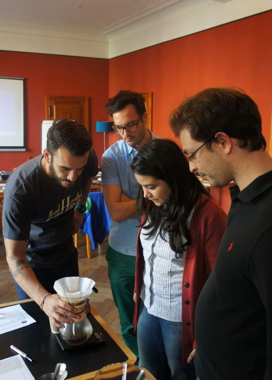 The Greek Attitude Workshop